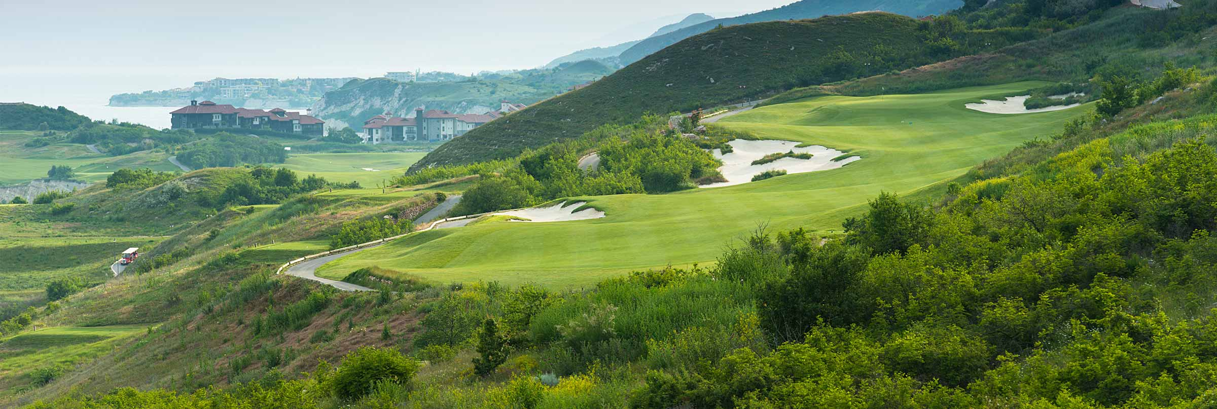Thracian Cliffs Golf Resort 2020