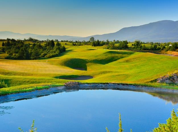 Golf holiday 2020: 5 nights golf & SPA at Pirin Golf Hotel 5*