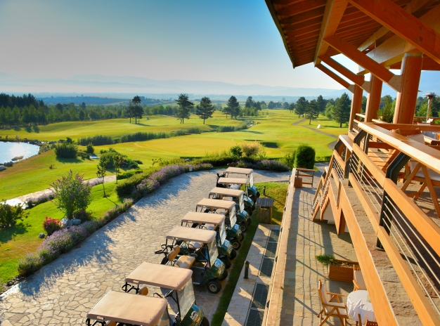 5* All Inclusive package by Pirin Golf Hotel & SPA: 7 nights