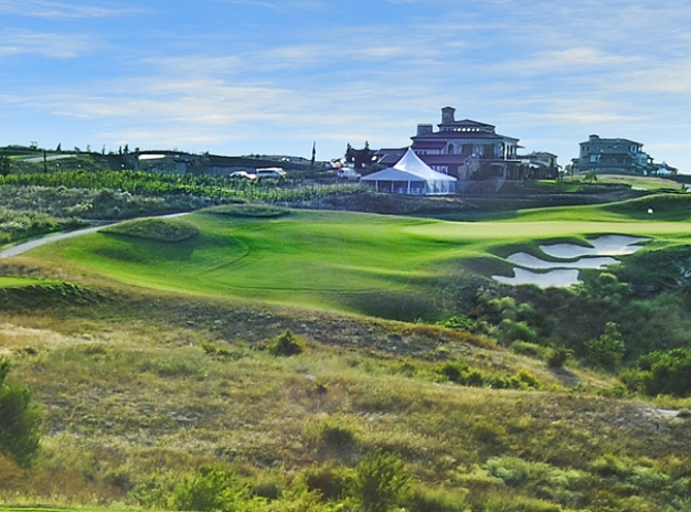 7 nights at BlackSea Rama Boutique Hotel, 3 golf rounds