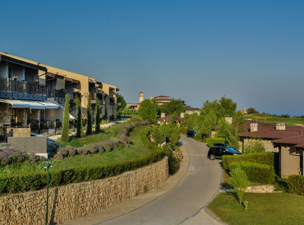 Last-minute offer: Autumn at Boutique Hotel by BlackSea Rama