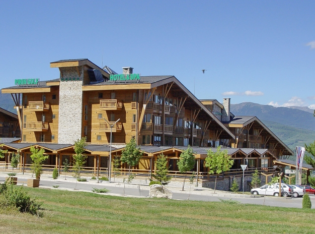 Pay 4 - stay 5 -- Special offer for stay at 5*Pirin Golf Hotel