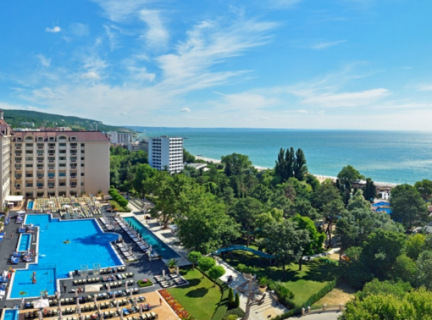 Melia Grand Hermitage 2019, Early Booking offer for 7 nights and 3 games