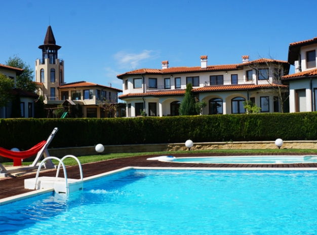 Last Minute September - BlackSeaRama Golf&Villas