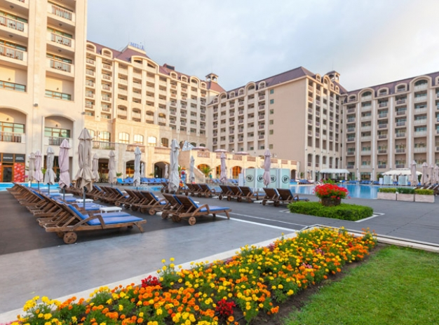 Last Minute October All incluisive @ Melia Grand Hermitage