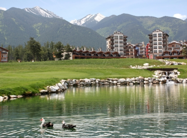 Pirin Golf Hotel & SPA: 5-night Unlimited Golf Package 2021 - Early Reservation Offer