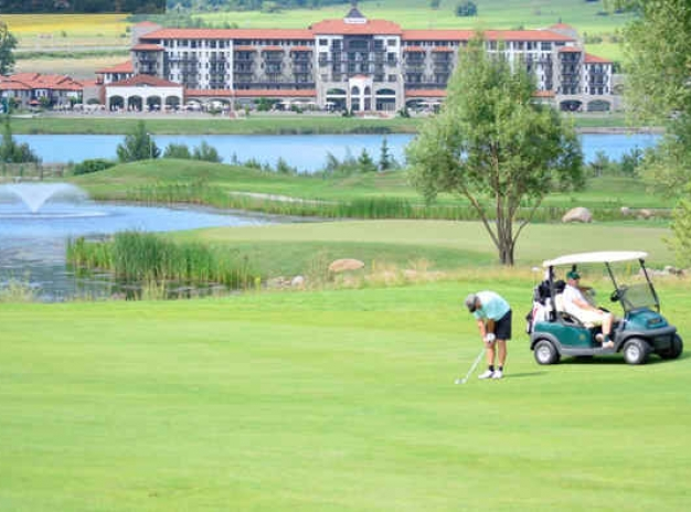 3 nights Unlimited golf at RIU Pravets Resort near Sofia - 2020