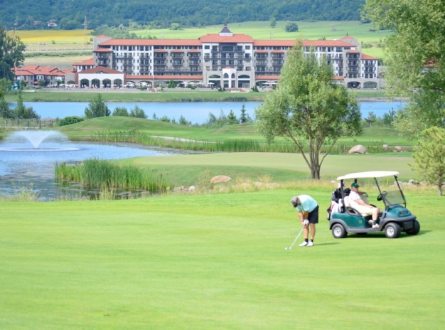 5 nights Unlimited golf at RIU Pravets Resort near Sofia - 2020