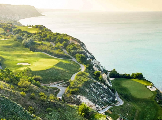 Thracian Cliffs Golf & Beach Resort – special rates 2021 for 7 nights & 4 games