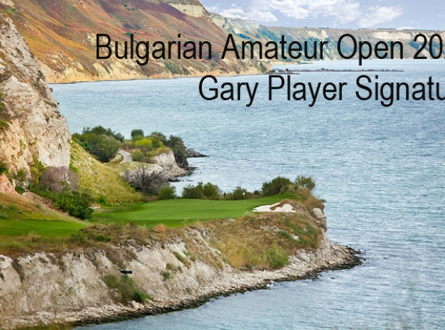 Bulgarian Amateur Open 2021 - Gary Player Signature