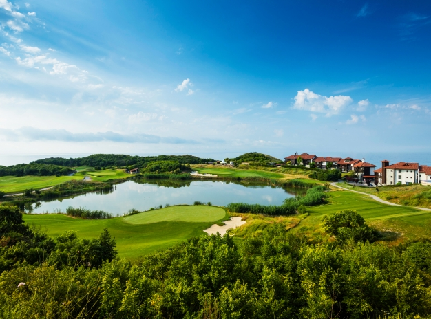 Thracian Cliffs Golf & Beach Resort: Special offer 2021 - 7 nights & 3 games