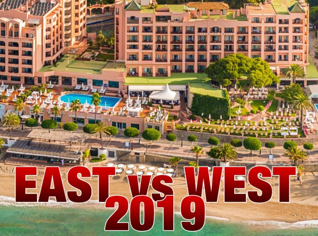East vs West 2019 - Marbella