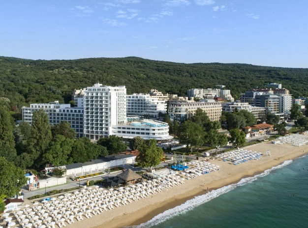 All inclusive Golf holiday in Bulgaria