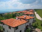 A view ot the Black Sea Rama villas