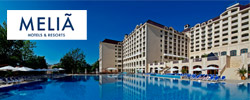 All inclusive golf vacation in Bulgaria 2017 Melia Grand Hermitage