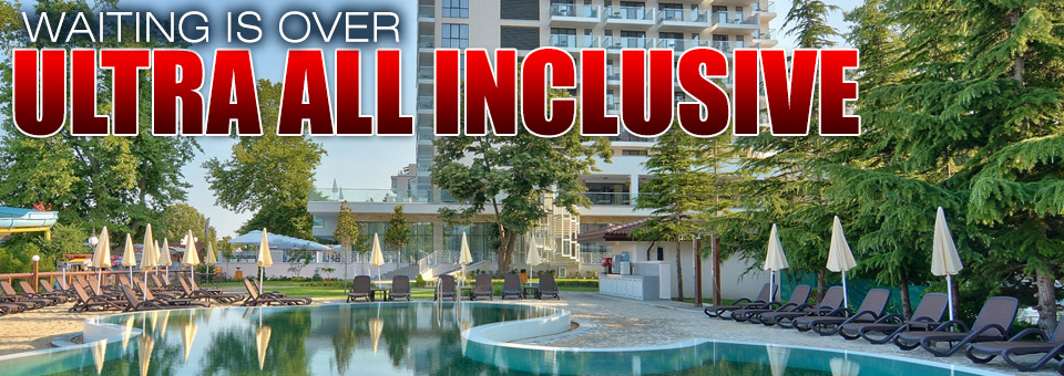 Ultra All Inclusive golf vacations